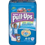 Pull-Ups Cool Alert Training Pants Pull Ons for Boys, 38 lb, Easy to Grasp - BG of 19 EA