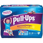 Pull-Ups Training Pants Pull Ons, 2T-3T, Boys, Mega Pack - PK of 42 EA