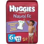 Huggies ® Supreme Diapers for Kids Size 6, Jumbo - PK of 20 EA