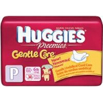 Huggies ® Snug and Dry Ultra-trim Preemie Diapers for Kids Unisex, Premature Infant - PK of 30 EA