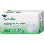 Dignity Compose ® Disposable Protective Underwear, Pull Up Adult Diapers 34
