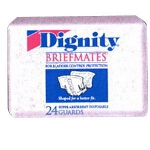 Dignity ® Briefmates ® Super Guard for Incontinence Medi-Cal, 45
