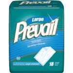 Prevail ®Disposable Underpads & Bed Pads 23