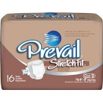 Prevail Stretchfit Briefs, Adult Diapers 49