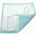 "SupAir Super Dry Air Flow Patient Positioning Absorbent Pad for Adult Incontinence, 24"" x 18"" - Qty: BG of 10 EA"