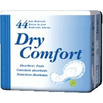 TENA ® Dry Comfort Moderate Absorbency Bladder Control Day Pads for Incontinence Protection 16
