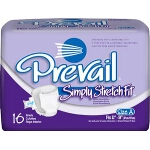 Prevail Simply Stretchfit Briefs Adult Diapers, Size A, 32