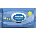 Compliance Spunlace Moist Wipes for Skin Care 9