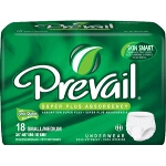 Prevail Super Plus Pull On Diapers and Pull Up Underwear Small/Medium 34
