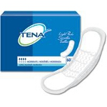 TENA ® Moderate Absorbency Long Pad for Adult Incontinence - Qty: BG of 60 EA