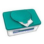 Kendall Wings Personal Cleansing Washcloths, Personal Care Wipes 64 Count Refill - Qty: BG of 64 EA