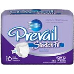 Prevail Stretchfit Briefs, Adult Diapers 32