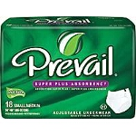 Prevail ® Adjustable Adult Diapers Super Plus Medium 28