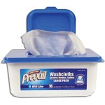 Prevail ® Disposable Washcloths, Personal Care Wipes 12