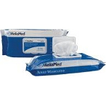 ReliaMed Adult Washcloths, Personal Care Wipes, 9
