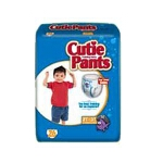 Cuties Training Pants Pull Ups for Boys 4T-5T, Over 38 lbs - Qty: PK of 19 EA