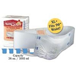Tranquility Bariatric Disposable Briefs, Adult Diapers Extra-Large+, 64