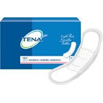 TENA ® Moderate Absorbency Pad for Adult Incontinence - Qty: BG of 72 EA