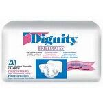Dignity ® Briefmates Super Guards For Incontinence Protection 7-1/2