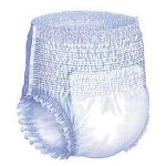 SleepOvers Youth Pants Pull Ups X-Large, 85-140 lbs - Qty: BG of 22 EA
