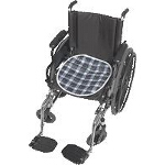 CareFor Deluxe Designer Print Reusable Chair Pad for Incontinence 17