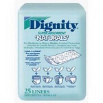 Dignity ® Naturals Disposable Pad for Adult Incontinence 4