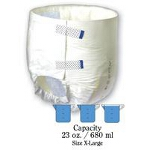 Tranquility Select Briefs, Adult Diapers Small, 24